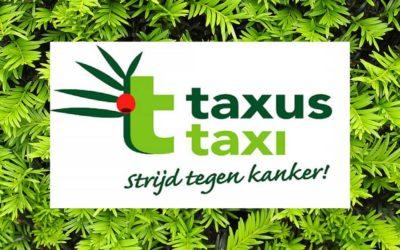Piek Zweverink Hoveniers steunt Stichting Taxus Taxi in de strijd tegen kanker